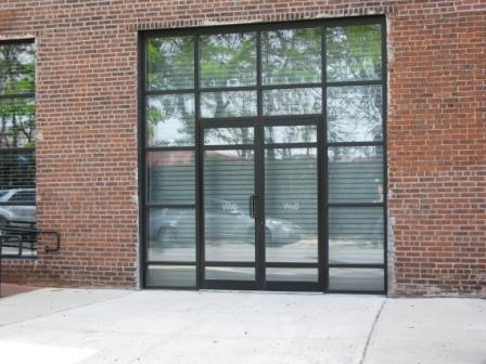 We Also Install Curtain Wall Systems