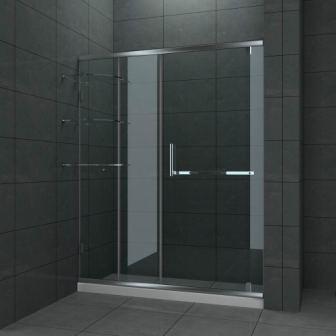 Shower Door Glass Types:
